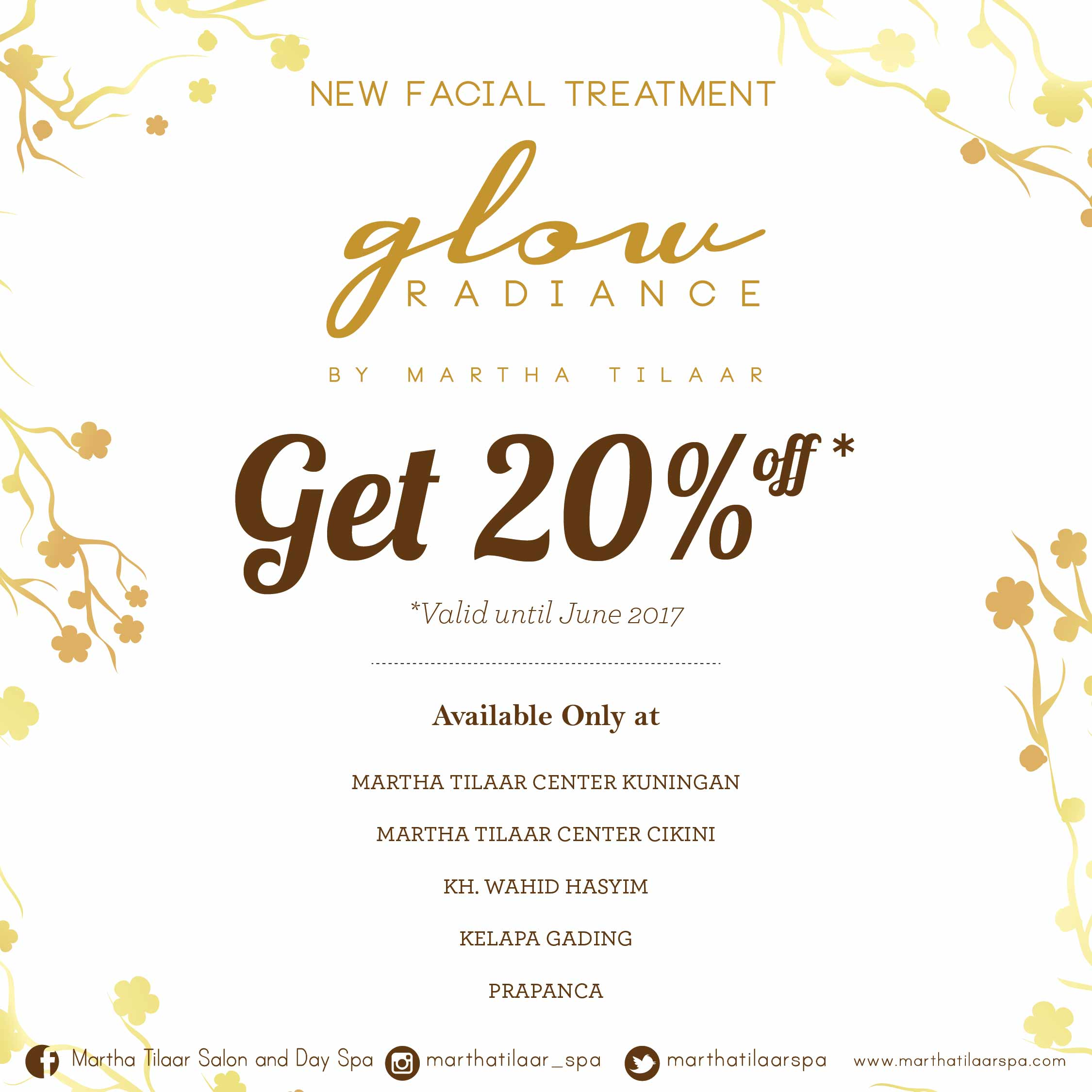 GET 20% OFF ON GLOW RADIANCE