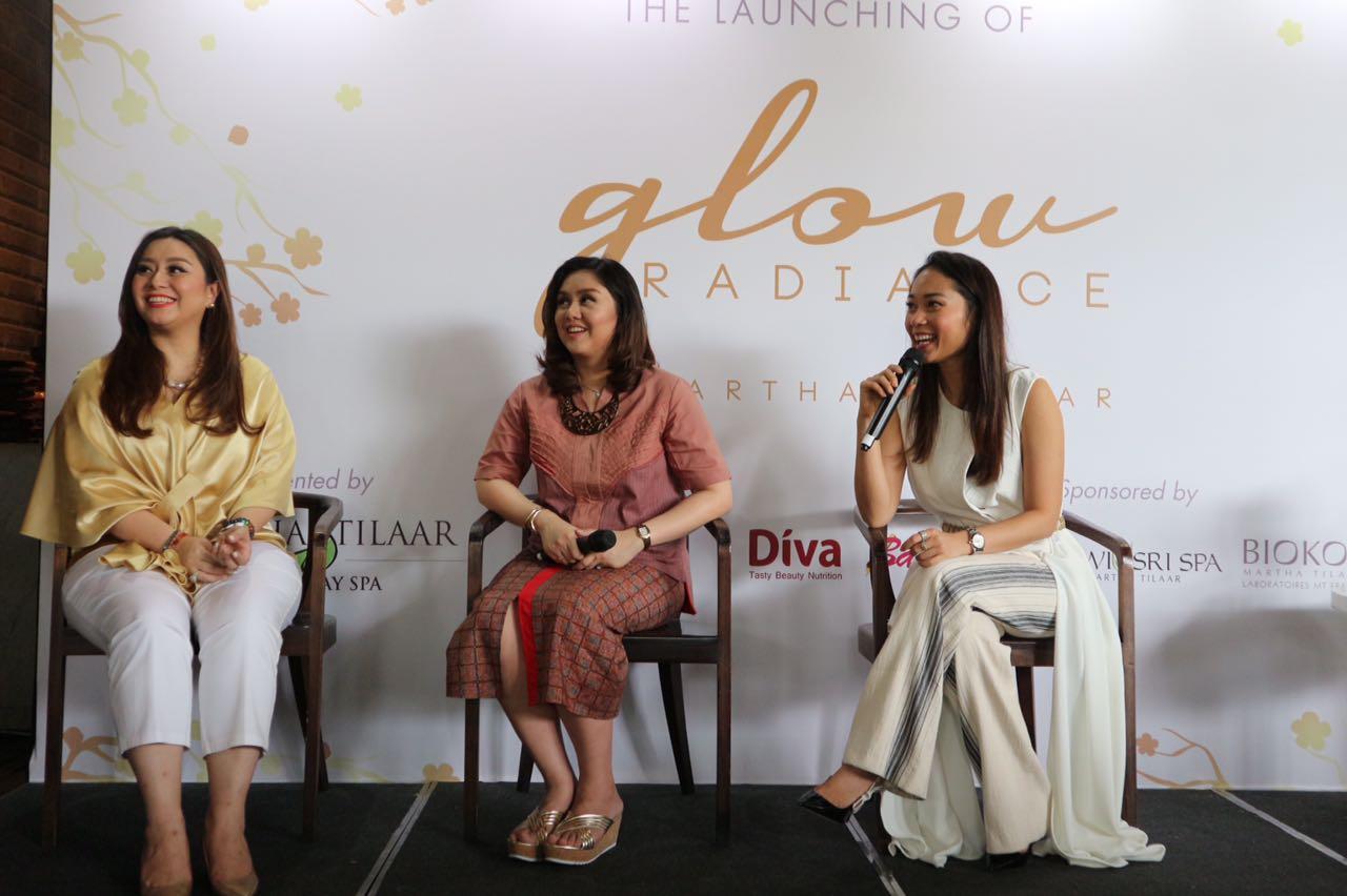 Glow Radiance, Inspirasi dari Punungan Fuji untuk Perempuan Indonesia
